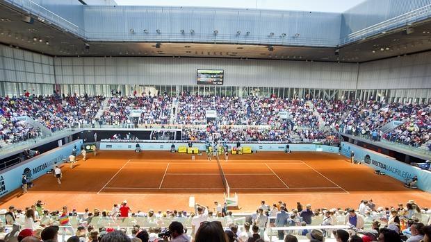 El estadio Arantxa Sánchez Vicario de la Caja Mágica