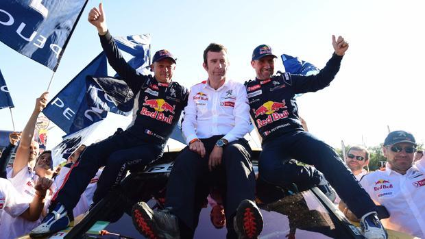 Peterhansel, de nuevo campeón del Dakar