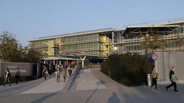 Campus Palmas Altas sede central de Abengoa