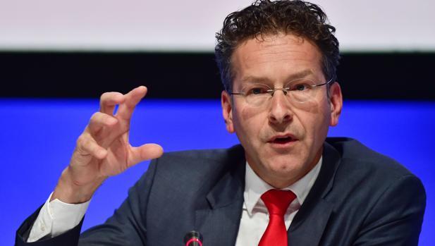 Jeroem Dijsselbloem, presidente del Eurogrupo