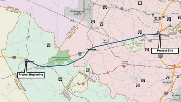 El grupo constructor sostiene que el nuevo tramo de autopista mejorará la seguridad de los conductores
