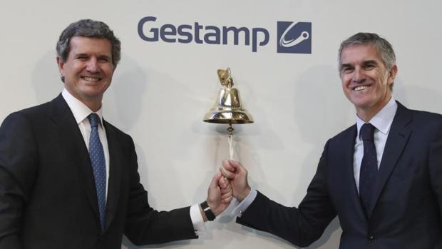 El lunes previo a la salida a Bolsa de Gestamp salieron malos datos de ventas de coches en marzo en EE.UU.