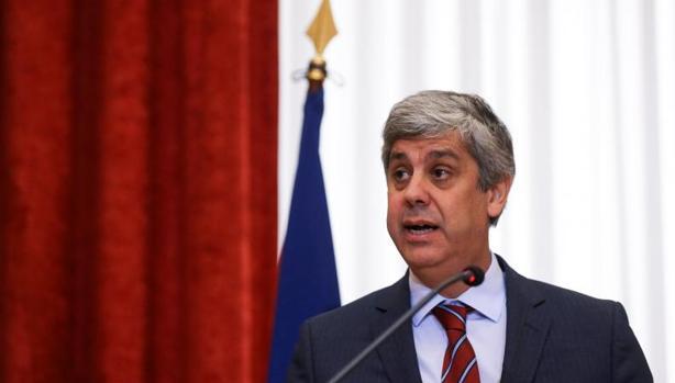 El ministro de Finanzas portugués, Mário Centeno, ha sido elegido nuevo presidente del Eurogrupo