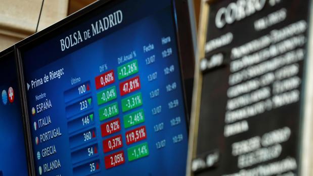 Solo en el primer trimestre del año los dividendos en España han subido un 2,9%, hasta los 4.252 millones de euros