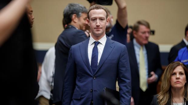 Mark Zuckerberg, fundador de la red social