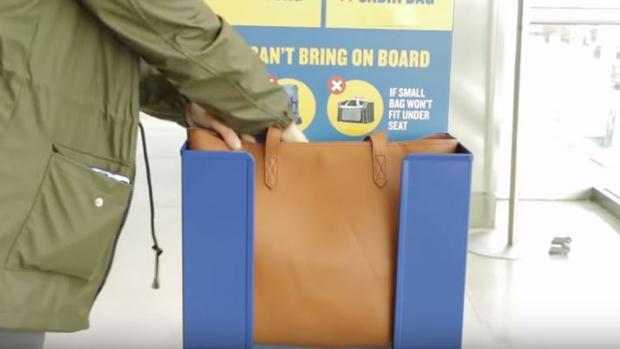 comprar mejor ventas calientes venta de descuento Esta es la nueva política de equipaje de mano de Ryanair que ...