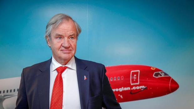Bjoern Kjos, CEO de Norwegian