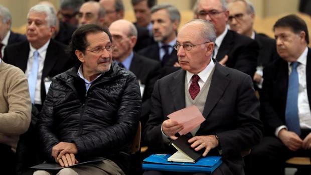 Rodrigo Rato también ha apuntado que el expresidente de BBVA le pidió dimitir el 6 de mayo de 2012