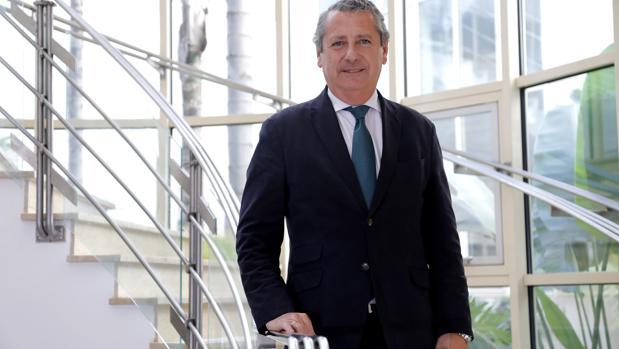 Jesús Maza, director de la Escuela de Servicios Públicos (ESP)