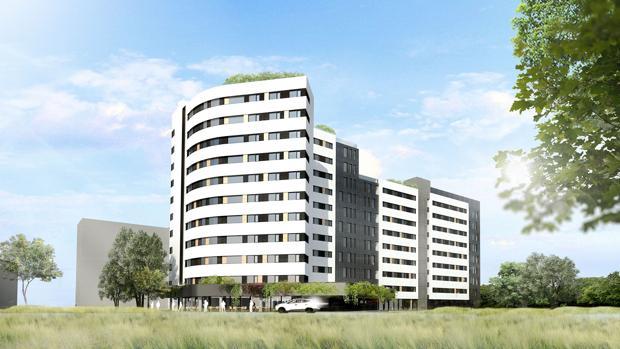 La británica Amro hará una residencia de 4.000 camas cerca del parque Guadaíra de Sevilla