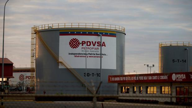 Refinería de la estatal venezolana PDVSA