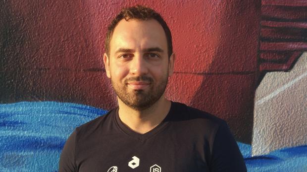 Federico Rico Mahugo, francés de origen andaluz, cofundador de Comalis, de la que ha vendido su 50% a la empresa a Magic Online