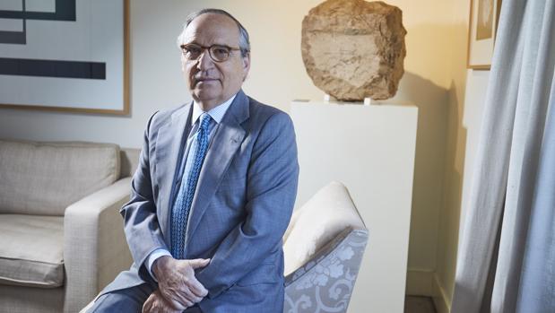Ebro Foods está presidida desde 2005 por Antonio Hernández Callejas