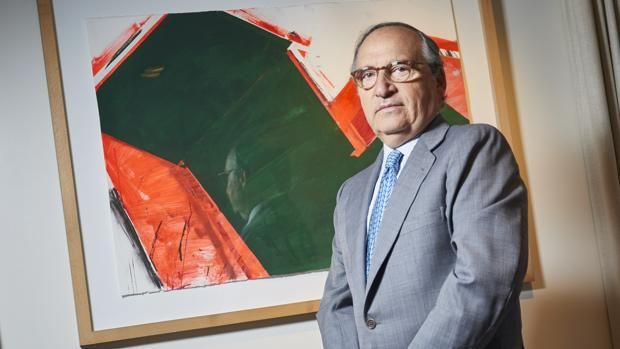 Antonio Hernández Callejas, presidente de Ebro Foods