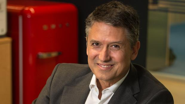 Javier Urbiola, presidente ejecutivo de ISS Iberia