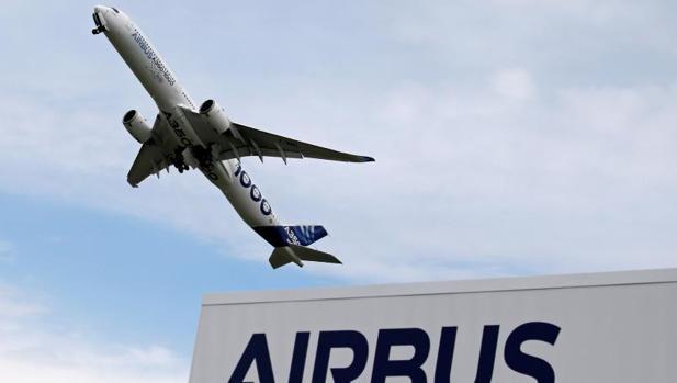Los grandes valores del Ibex 35 se encuentran lejos del nivel que alcanza el fabricante aeronáutico