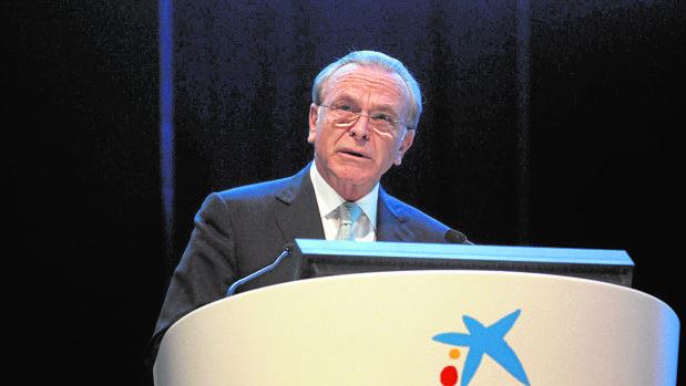 El presidente de CriteriaCaixa, Isidre Fainé, en una foto de archivo de 2011