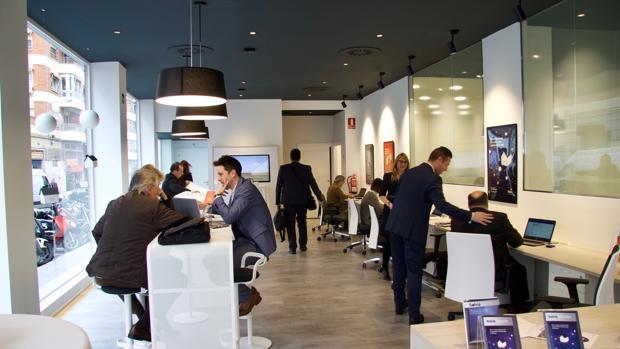 Sabadell vendió el pasado mes de diciembre el 80% de su filial inmobiliaria Solvia a Lindorff