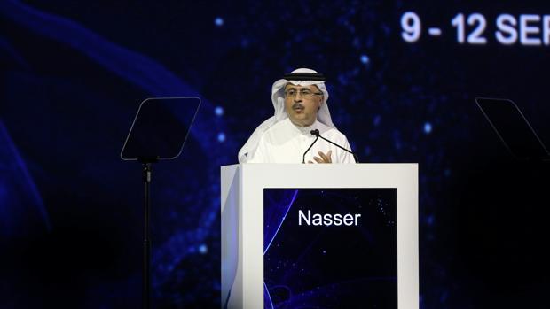 Amin Nasser, presidente de Aramco