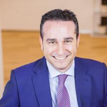 Pablo Párraga es el director de Retail de Kronos Properties