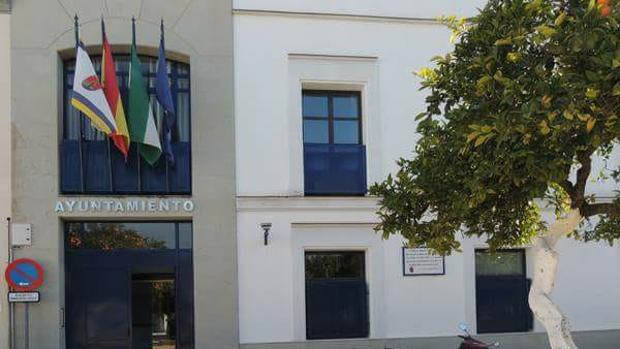 Fachada del Ayuntamiento de Valencina de la Concepción