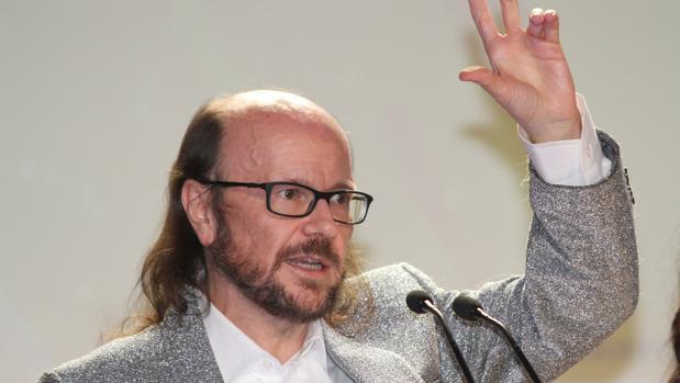 Santiago Segura en el Festival Internacional de Cortometrajes de Aguilar