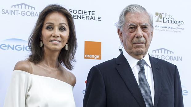 Isabel Preysler y Mario Vargas Llosa, escapada de amor