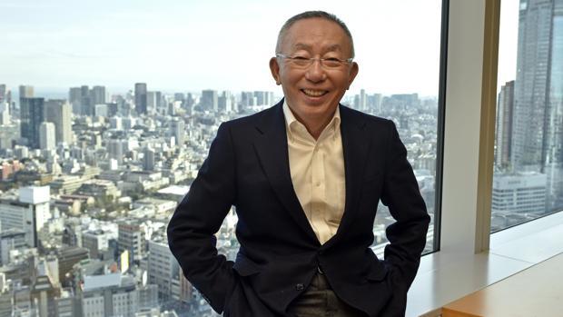 Tadashi Yanai, presidente y fundador de Uniqlo