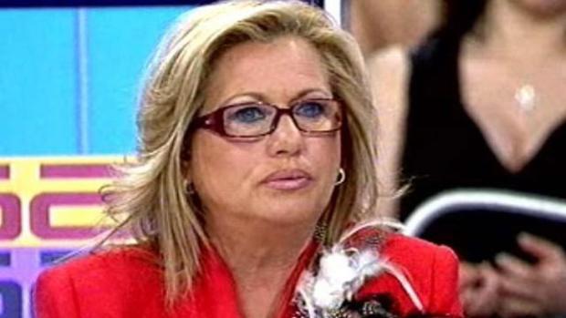 Mayte Zaldívar (imagen de arquivo)