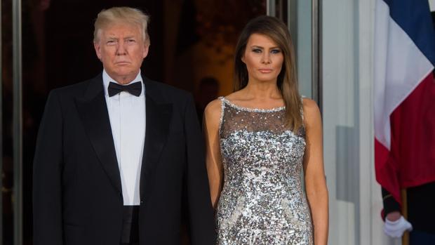 Matrimonio Trump