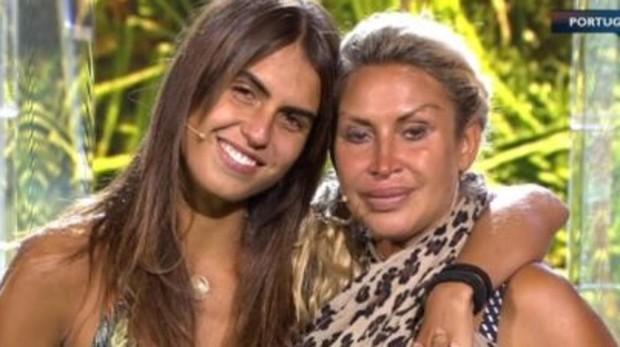 Sofía Suescun y Raquel Mosquera