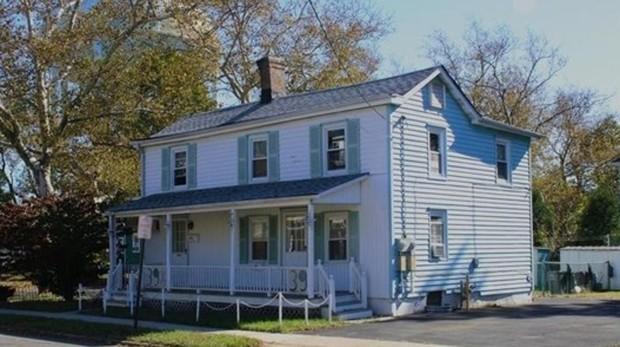 La vivienda en el número 39 de la calle Institute