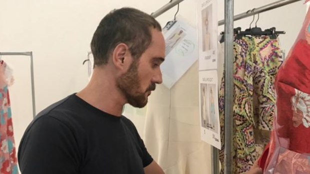 Josep Font, excargo encargado de la creatividad de Delpozo