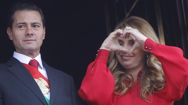 Angelica Rivera y Peña Nieto