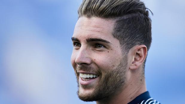 Luca Zidane, hijo del entrador del Real Madrid, Zinedine