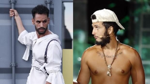 Asraf y Omar Montes