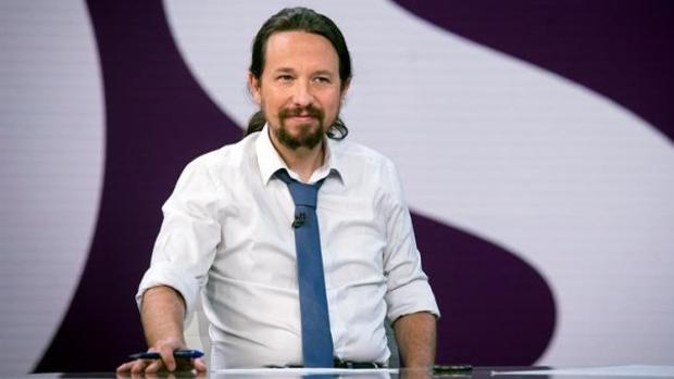 Pablo Iglesias, en su última entrevista en televisión