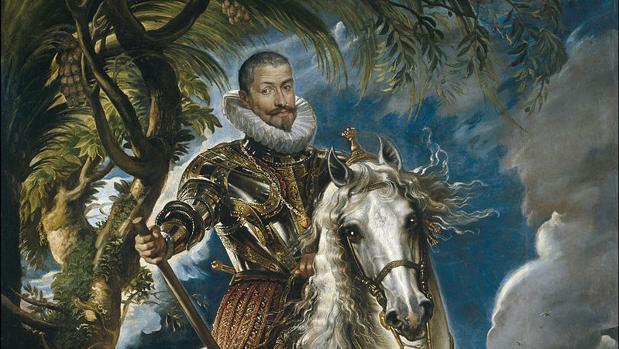 Retrato ecuestre de Francisco de Sandoval y Rojas, I Duque de Lerma