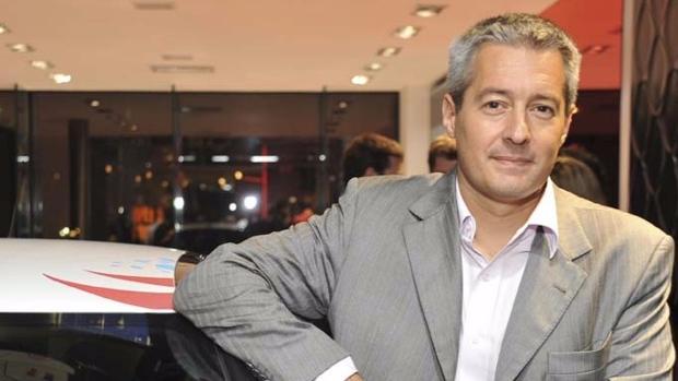 Ivan Segal, director general de Renault Iberia