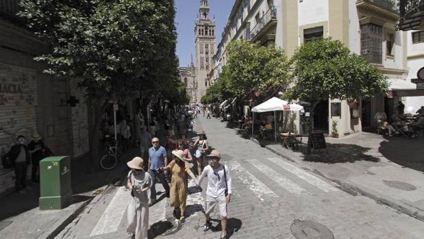Urbanismo Reurbanizara En 2019 La Calle Mateos Gago Sin Consensuarlo