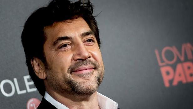 El actor español Javier Bardem