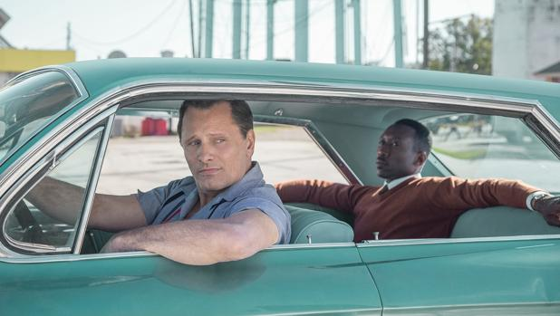 Escena de Green Book