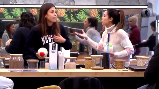 Sofía Suescun y Raquel Lozano discuten en «GH Dúo»