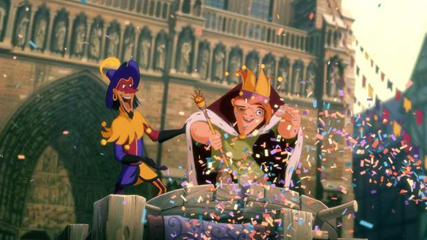 «El jorobado de Notre Dame», una de las más célebres películas de Disney que llegó al cine en 1996