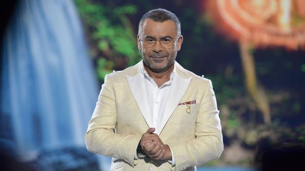 Jorge Javier Vázquez presentando la final de «Supervivientes 2019»