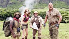 Dwayne Johnson, en «Jumanji»