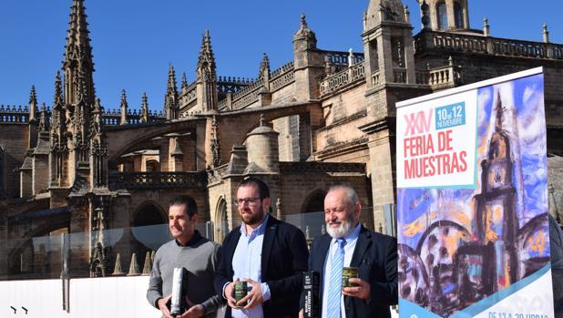 Presentación en Sevilla de la XXIV Feria de Muestras de La Puebla de Cazalla