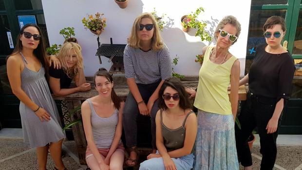 Seis artistas internacionales buscan impactar a la comunidad local compartiendo sus proyectos