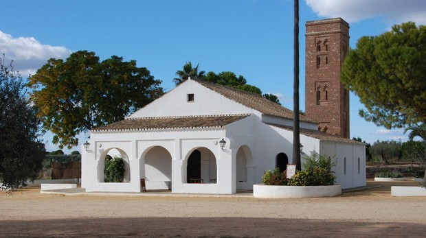 La ermita de Cuatrovitas es una antigua mezquita cristianizada