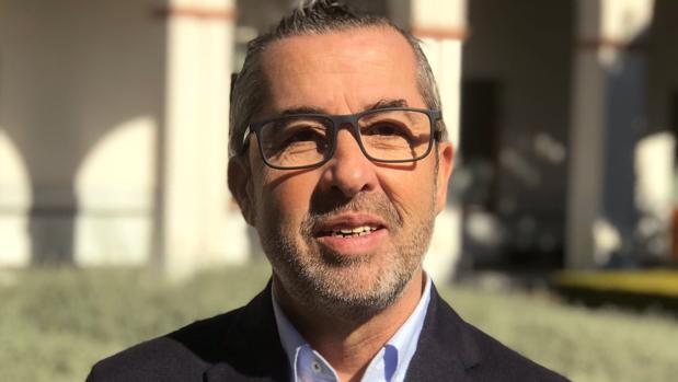 José Muñoz, coordinador de campaña de las elecciones municipales del PSOE